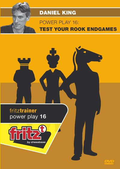 PowerPlay 16 - Test Your Rook Endgames