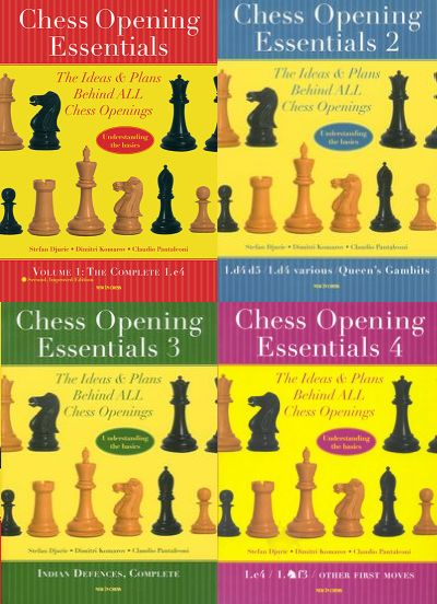 Chess Books Online