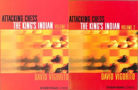 Attacking Chess: The King\'s Indian, Volume 1 + 2