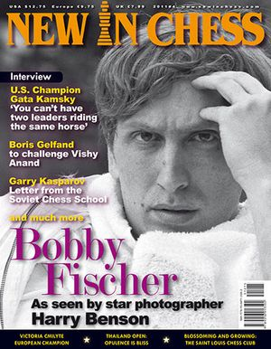 New In Chess Magazine 2011/4