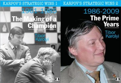 Karpov's Strategic Wins 1 + 2